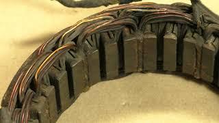 Межвитковое замыкание в обмотке генератора. Как обнаружить.Совет автоэлектрика.