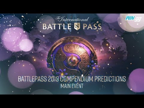 TI 2019 Prediction Guides :: Dota 2 General Discussions
