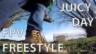 Cold but sunny morning   FPV Freestyle