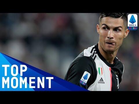 Ronaldo Scores the Winner!   Juventus 2-1 Hellas Verona   Serie A
