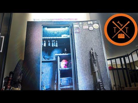 What's inside my Gun Safe?! // Gun Safe Tour 2017(Coupon Below)