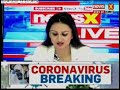 MADHYA PRADESH: CORONA PATIENT JUMPS TO DEATH FROM HOSPITALS 3RD FLOOR - Video