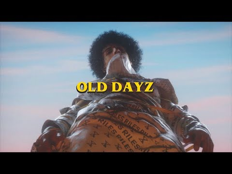 Rilès - OLD DAYZ (Lyric Video)