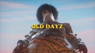 Rilès   OLD DAYZ (Lyric Video)
