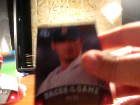 2009 SP Authentic Baseball 10 Pack Break