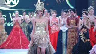 Miss World 2013 Top Model Results