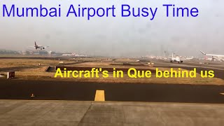 Onboard Spice Jet @ Mumbai Airport Take Off, Landings Aerial View Of Airport