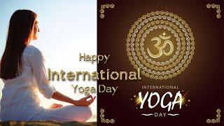 International yoga day animation | International Yoga Day 2020 | 21???-?????????????? ??? ???? 2020