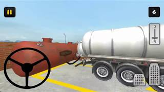 Truck Simulator 3D Fuel Transport - New Android Gameplay HD