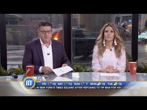 BT Toronto Fire safety