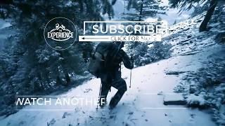 مقناص السبعان + قنص الماعز الثلجي بكنداااا -Shoot the Snow Goat