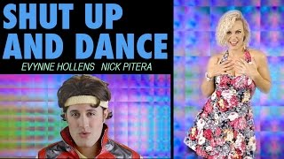 Shut Up and Dance/Video Killed the Radio Star MASHUP - Nick Pitera & Evynne Hollens