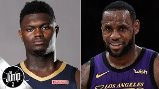 Predicting the NBA MVP, Rookie of the Year and Defensive POY in 2019-20 | The Jump