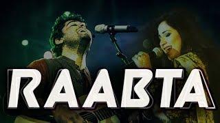 Raabta - Live | Shreya ghoshal | Arijit Singh | Agent Vinod