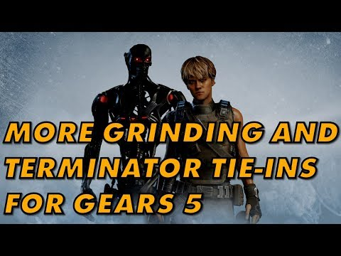 Gears 5 Characters Require 10-Hour Grinds If Not Bought (And Some Are Paid Terminator Adverts)