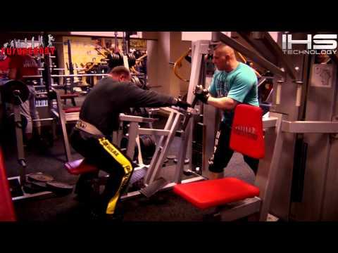 Wszystkie rodzaje ćwiczeń dla każdego mięśnia