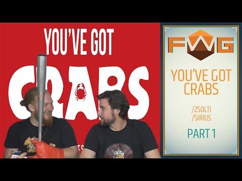 You've Got Crabs | Éljen Rákosi! (Videojáték Zsolti, Sirius) [18+] - Fun With Geeks