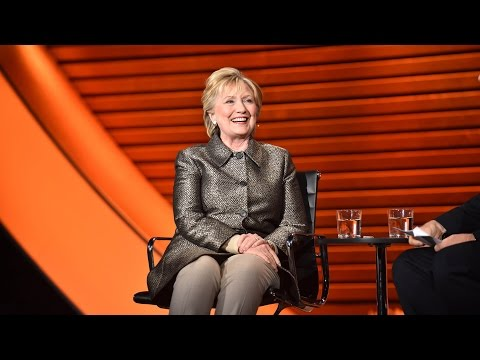 Hillary Clinton's full interview at the 2017 Women in the World Summit