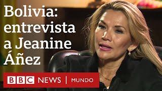 "Jeanine Áñez, presidenta interina de Bolivia: ""Evo quería imponerse por la fuerza""   BBC Mundo"