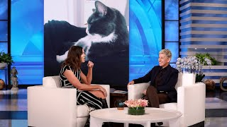 Mandy Moore, Her Cat, & Her Husband Make the Perfect Vocal Trio