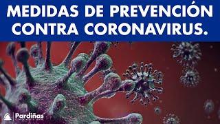 Coronavirus COVID-19 - Información y prevención para sanitarios y pacientes ©