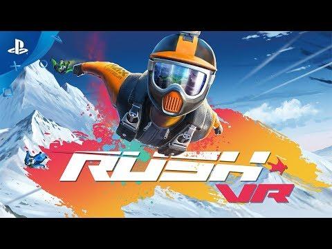 Trailer d'annonce sur PlayStation VR de Rush VR