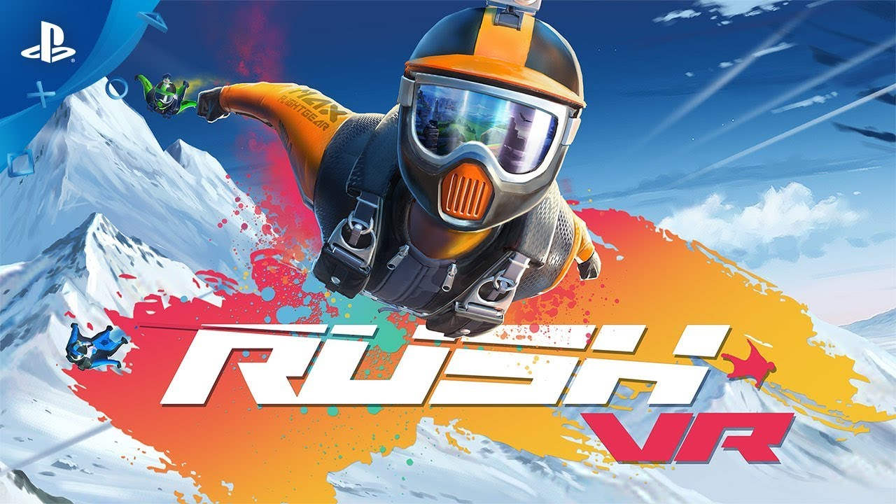 Wingsuiting: A Beginner's Guide to Risking Your Life in Rush VR, Out Tomorrow