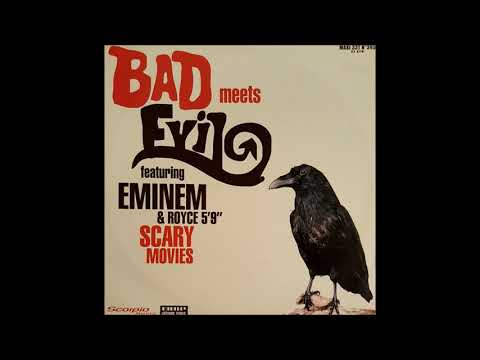 Bad Meets Evil - Scary Movies (Radio Version)