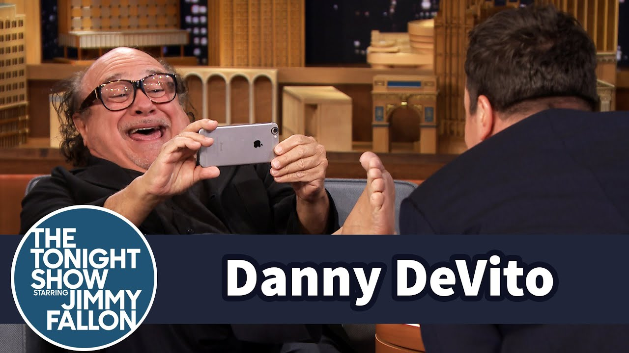 Danny DeVito Brings #TrollFoot to The Tonight Show thumbnail
