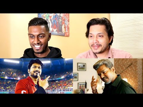 Bigil Trailer Reaction & Review | Thalapathy Vijay | PESH Entertainment