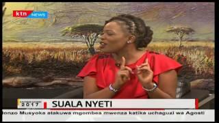 Jukwaa la KTN: Raila Odinga ndiye kinara wa NASA sehemu ya pili