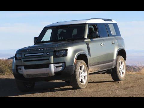 External Review Video aI2bdkLS1y8 for Land Rover Defender (L663)