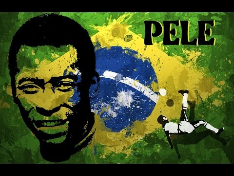 Pelé | Rise of the Brazilian Legend | The King of Football | Rising With Soccer