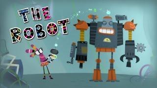 Приключения Куми-Куми - Робот
