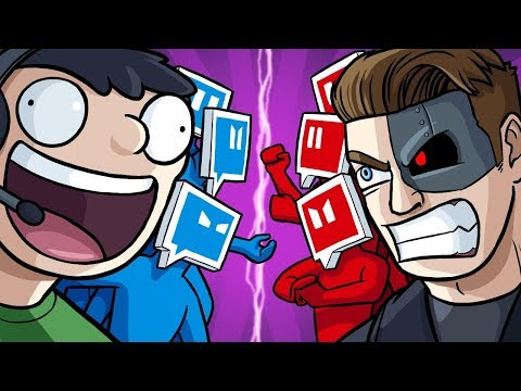 Team Terroriser VS Team Nogla! (Mario Kart 8 Deluxe Funny Moments)