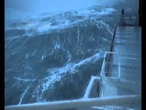 Штормовое Северное море