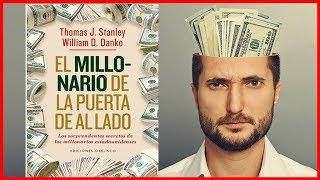Libro El Millonario de la Puerta de al Lado - 19 CONSEJOS IMPERDIBLES