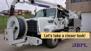 Sewer Truck – Baldwin Public Works