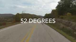ZRXOA Eureka Springs Fall 2015 Rock House Road
