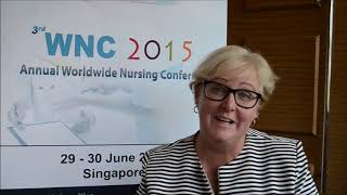 Ms. Sally Milson-Hawke at WNC Conference 2015 by GSTF