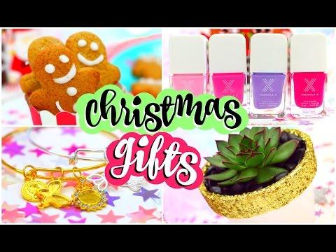 Ιδέες για εύκολα DIY Χριστουγεννιάτικα δώρα