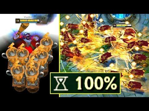 ACTUAL 100% CDR! Best of League of Legends!