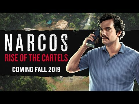 Narcos: Rise of the Cartels - Choose Your Side | Cartel Trailer thumbnail
