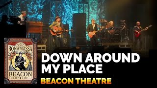 Joe Bonamassa & <b>John Hiatt</b> Down Around My Place From Beacon Theatre  Live In New York