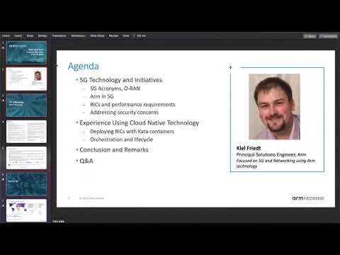 CNCF Live Webinar: Kata and Arm, a secure alternative in the 5G space