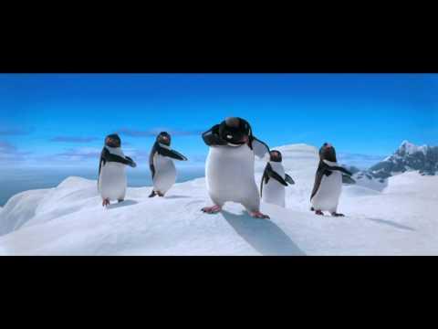 Video trailer för Happy Feet - Trailer