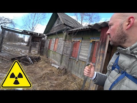 Guy enters the real unexplored Chernobyl zone in Belarus, meets a 92 year old grandma and her son living in a literal post-apocalyptic wasteland