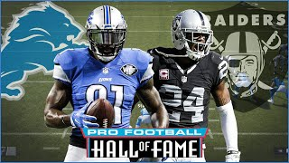 Calvin Johnson Comes Out Of Retirement To COOK Charles Woodson! (User Skills)