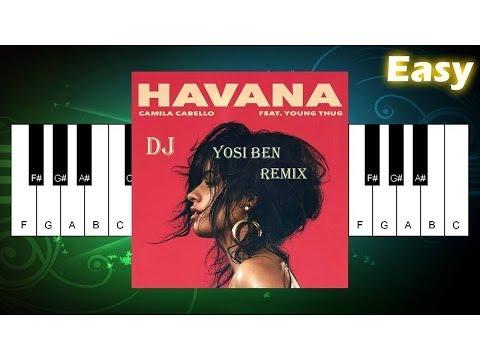 Camila Cabello - Havana dj yosi ben remix די.גי יוסי בן רמיקס