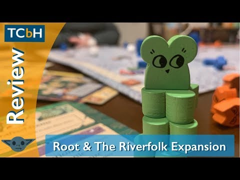The Cardboard Herald Reviews - Root & The Riverfolk expansion